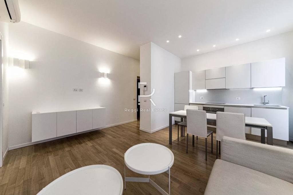 Prestigious NEW two-room apartment in a period context