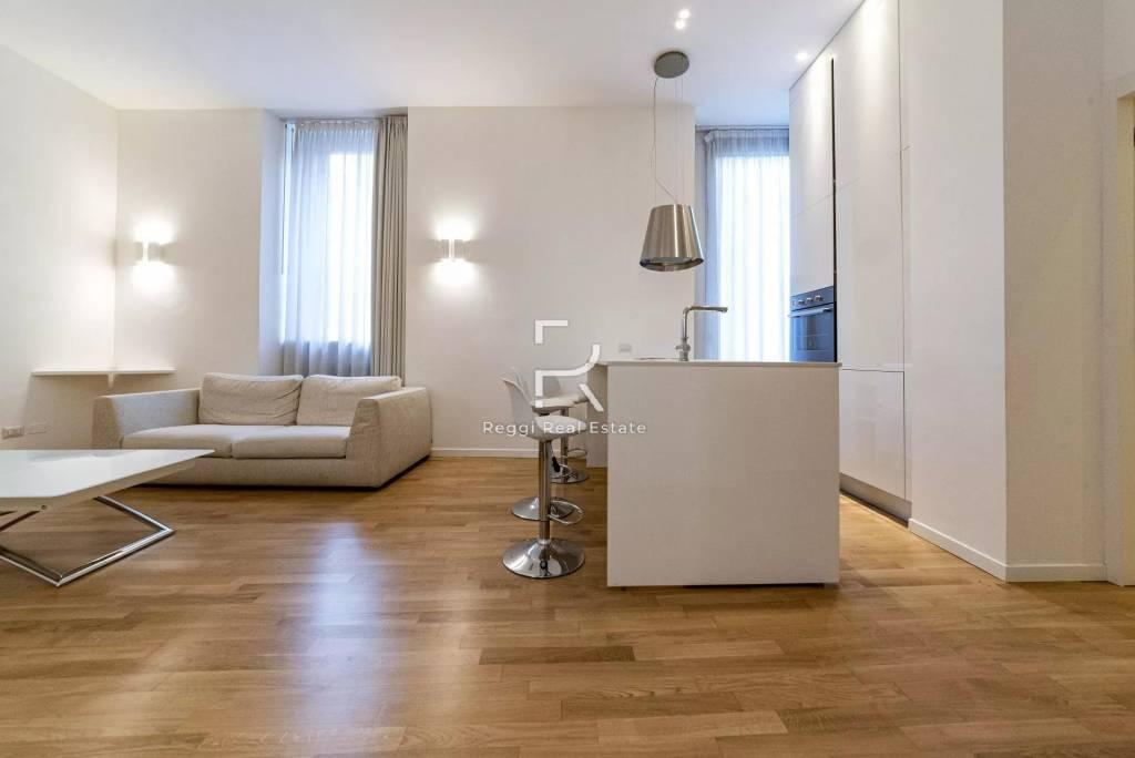 Location Appartement Milan Centro