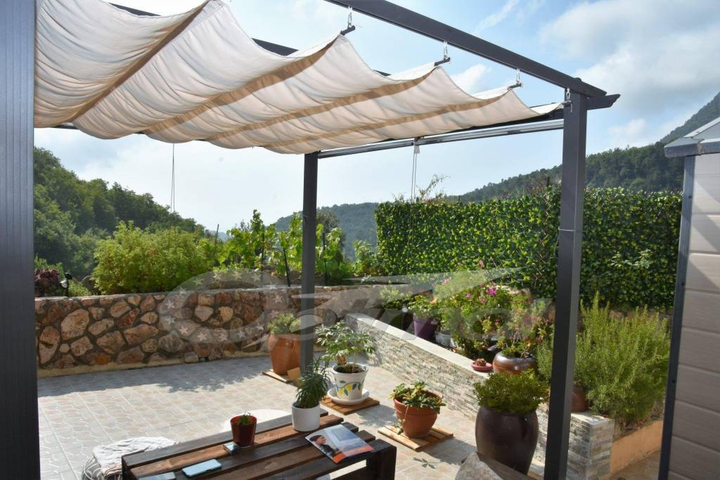 Castillon - 2 Pièces atypique - terrasse - vue verdure