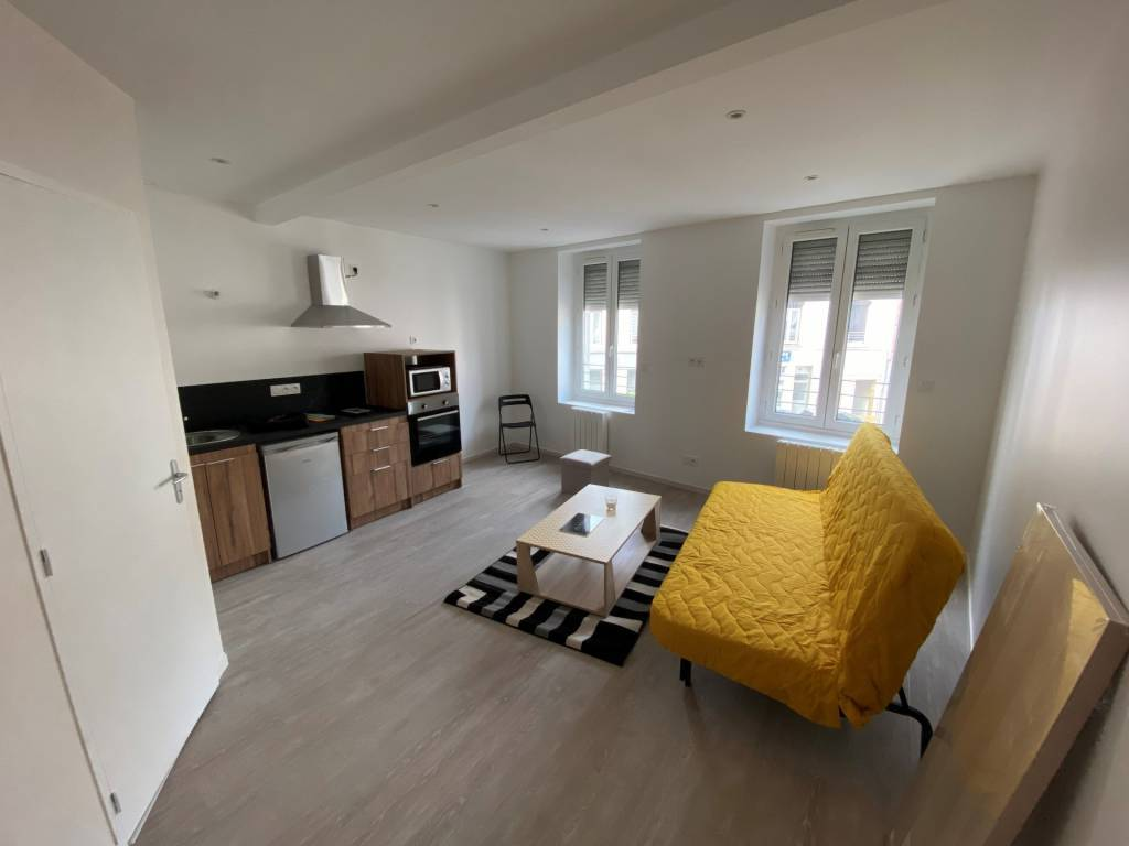 Rental Apartment Saint-Étienne Châteaucreux
