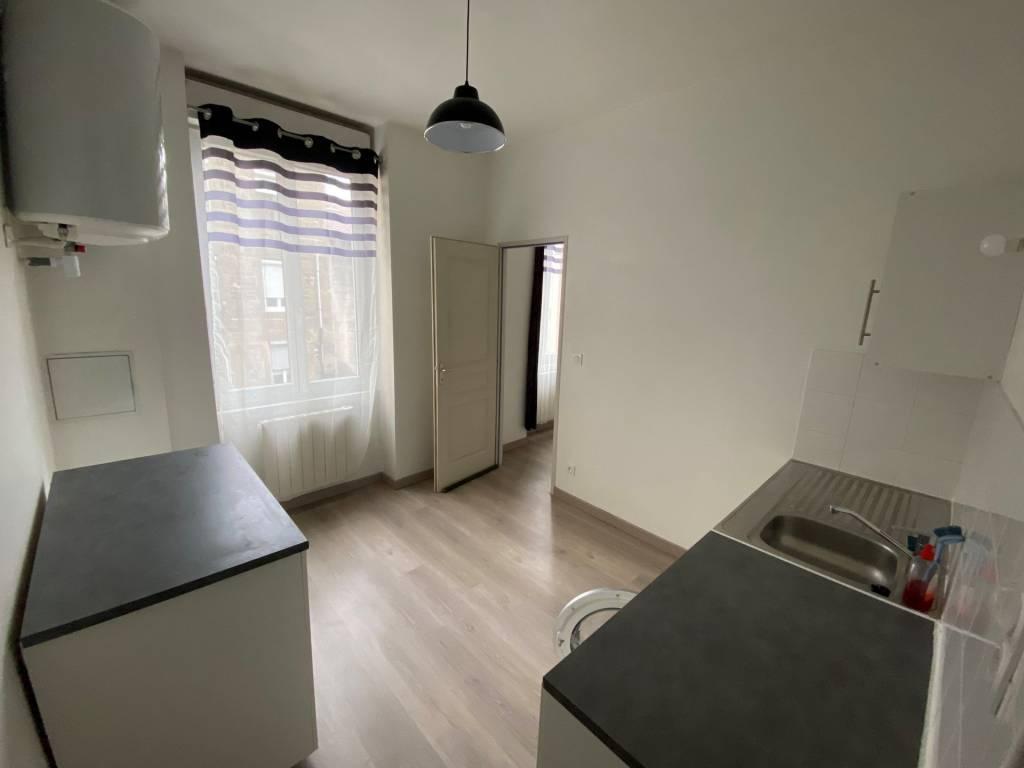 SAINT ETIENNE  CARNOT  Appartement T1