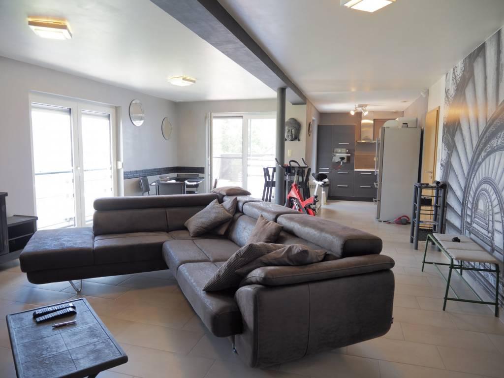 Appartement de 2 chambres avec terrasse et garage