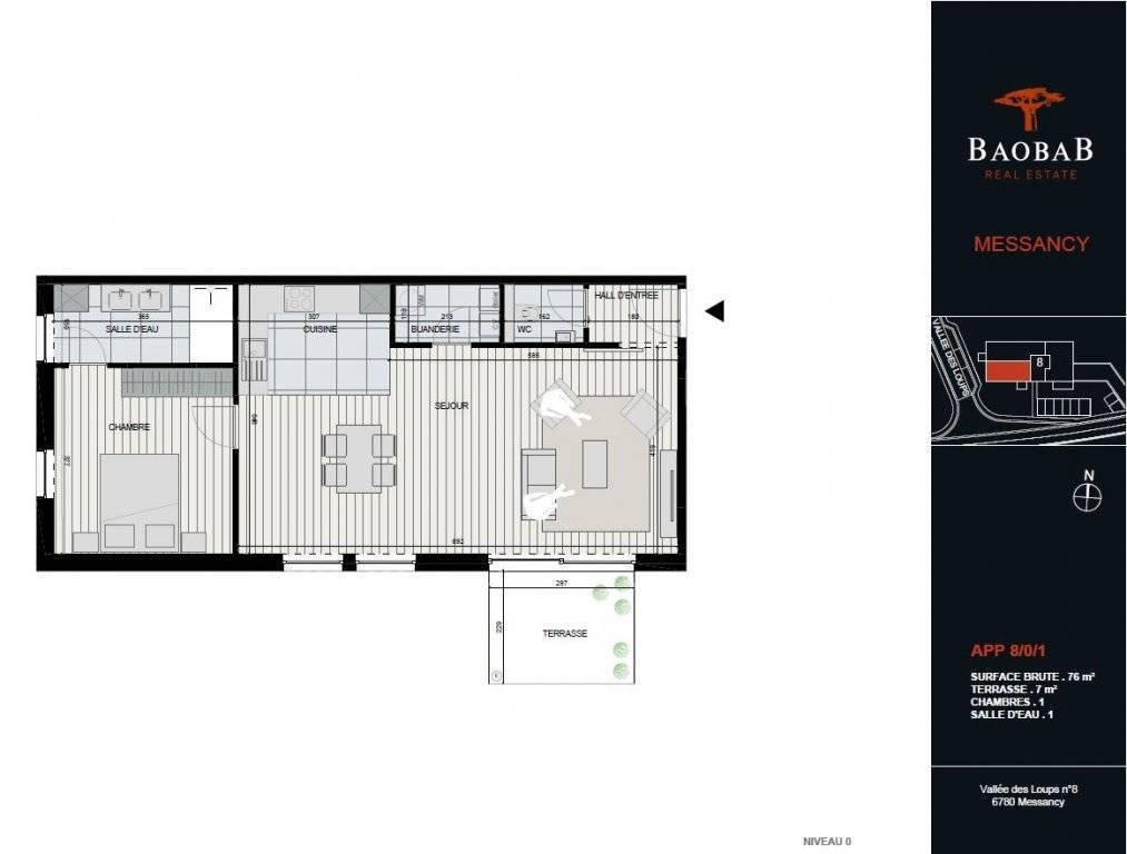 Vente Appartement Messancy