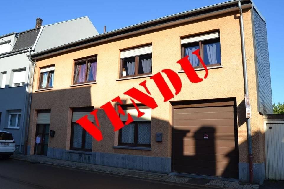 +++VENDU+++Maison de 4 chambres sur un terrain de 4 ares 30