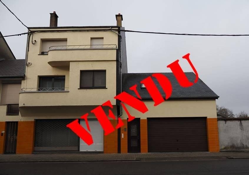 +++VENDU+++Maison 3 façades de 4 chambres avec terrasse et garage
