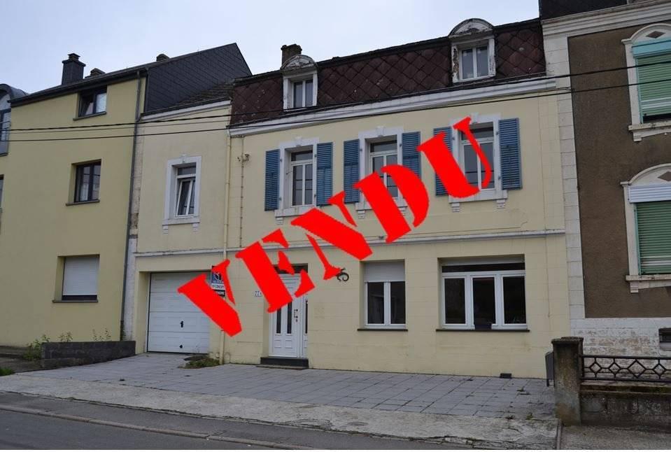 +++VENDU+++Maison 2 façades de 4 chambres avec un garage