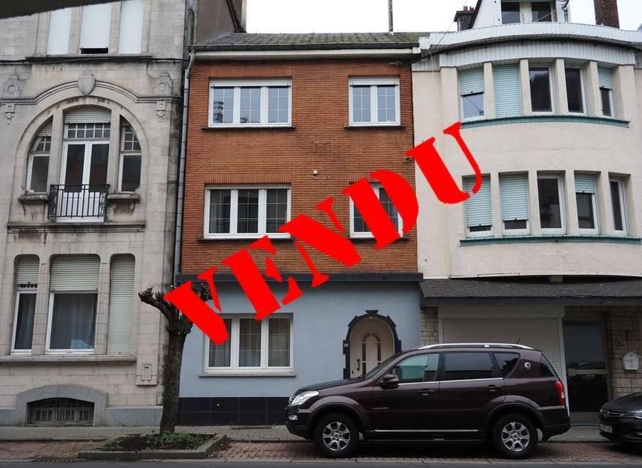 +++VENDU+++Maison 2 façades de 3 chambres