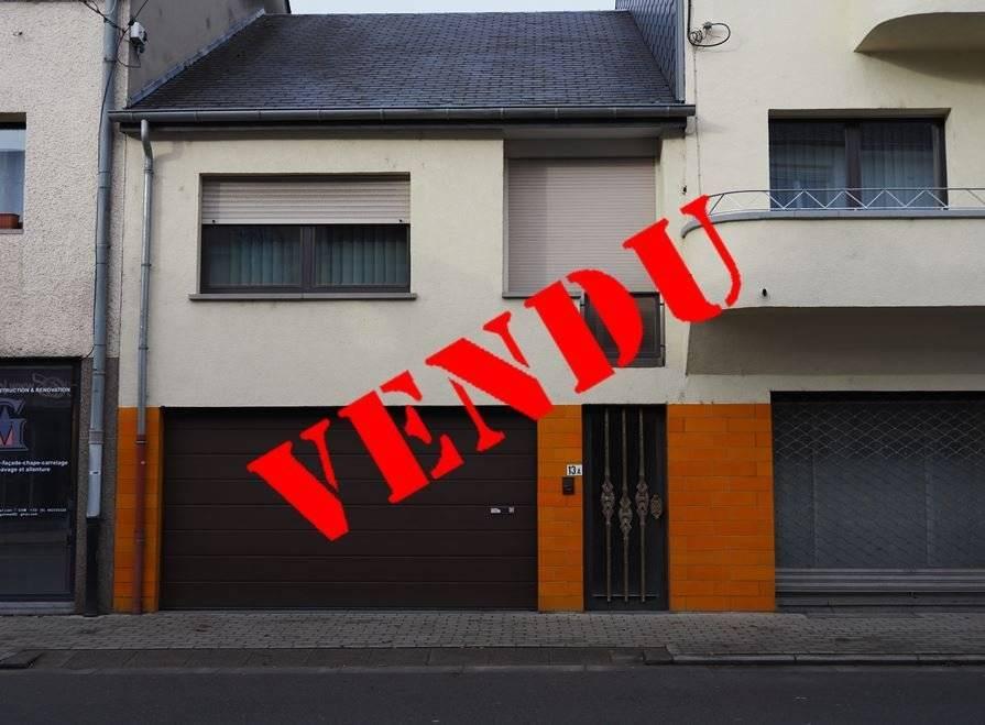 +++VENDU+++Maison 2 façades de 1 chambre avec garage