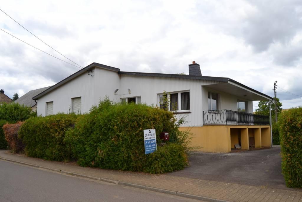 Maison 4 façades avec 47,82 ares de terrain