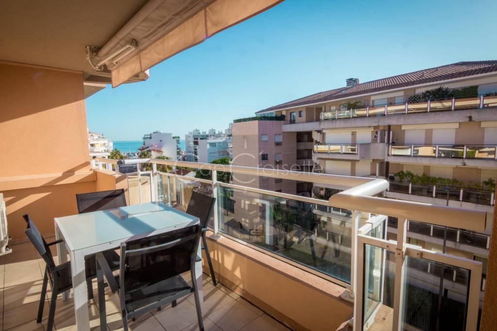 Cannes - Palm Beach Bello 2 camere rinnovato, vicino alle spiaggie