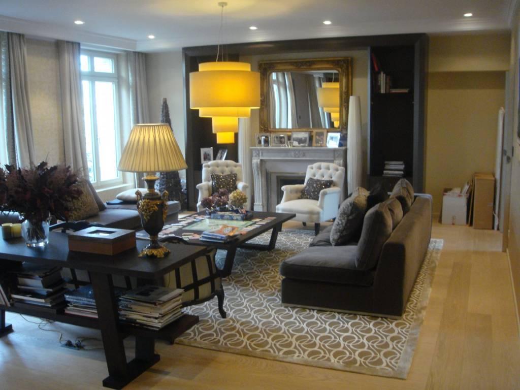 superbe appartement avenue du Président Wilson  de 475,87 m² en duplex avec ascenseur privatif (dernier étage), très haut gamme avec domotique.