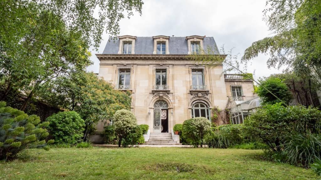 Rental Mansion Paris 16th Auteuil