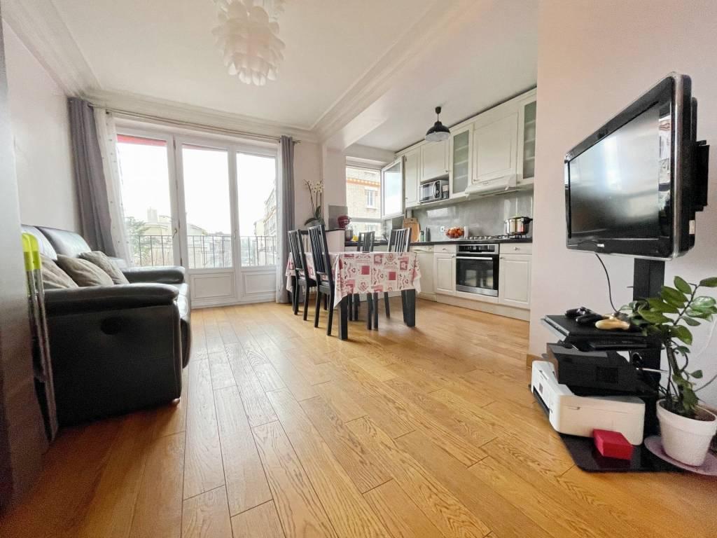 Appartement 53 m2 avec 2 chambres