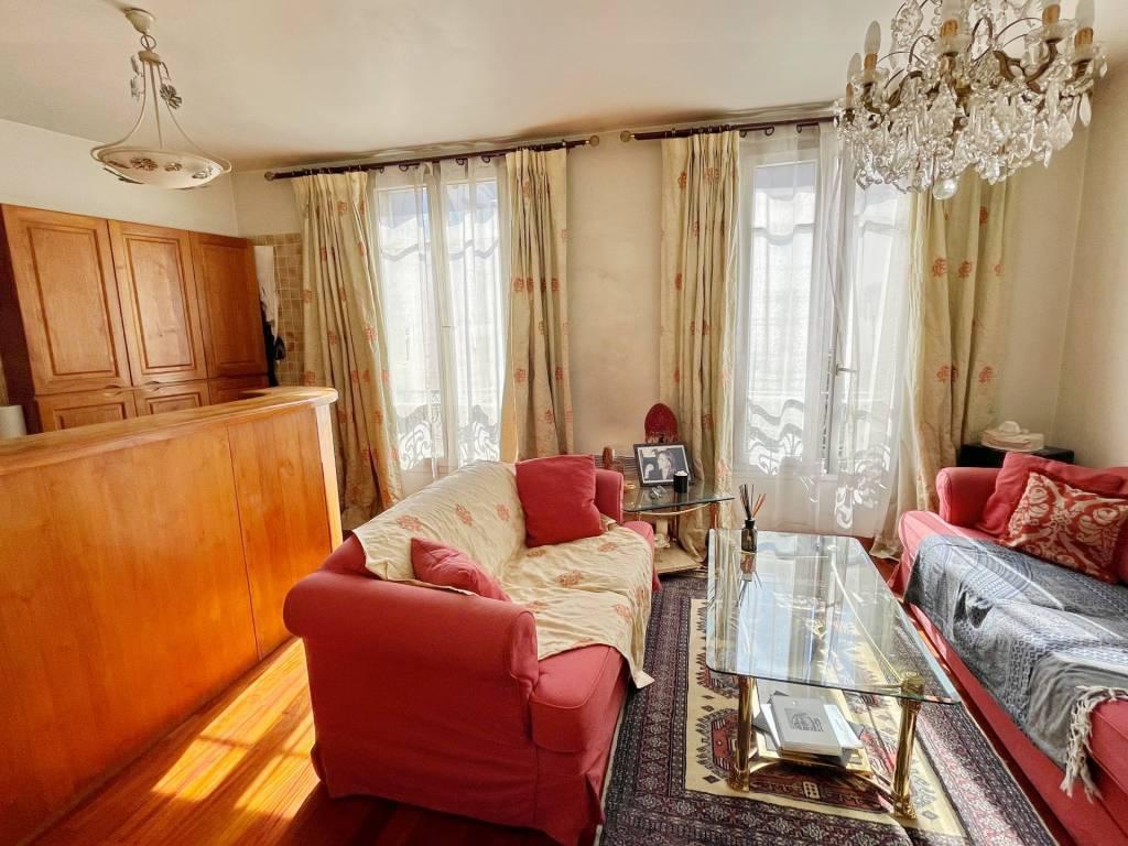 Sale Apartment Levallois-Perret Trézel