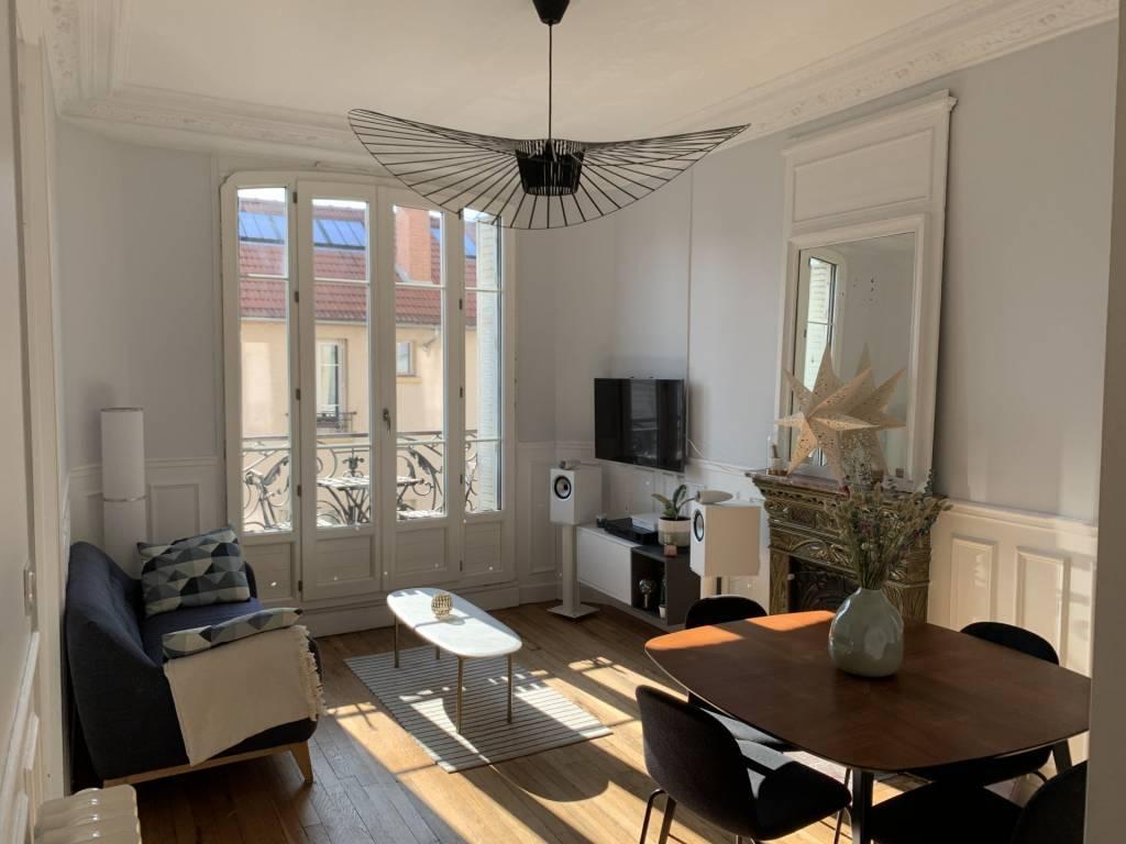 Sale Apartment Asnières-sur-Seine Bac - Bécon - Flachat