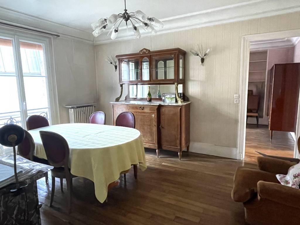 Sale Apartment Paris 20th Père-Lachaise