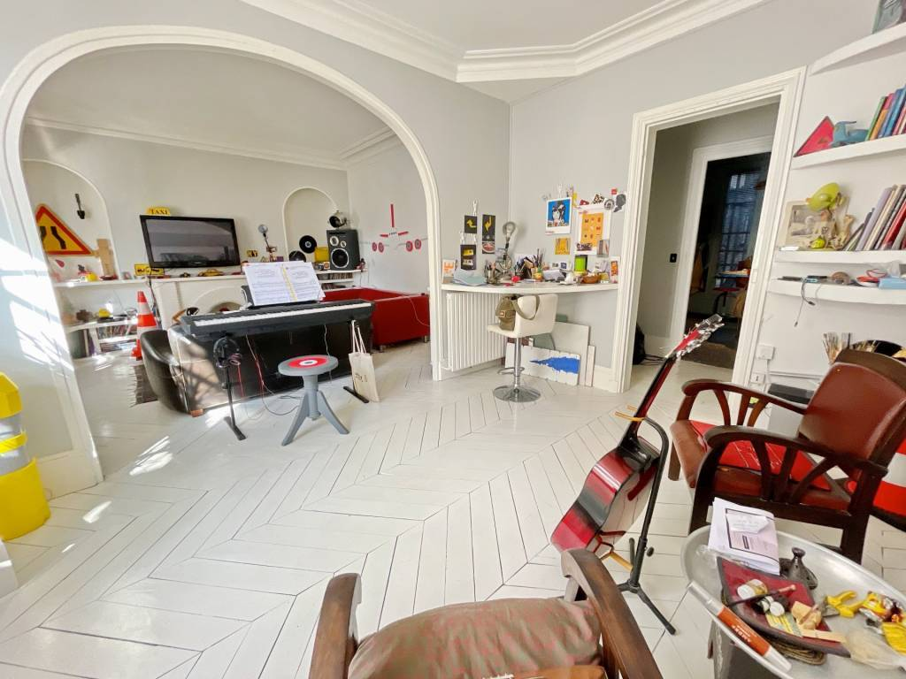 Appartement 84 m2 rue Louis Rouquier