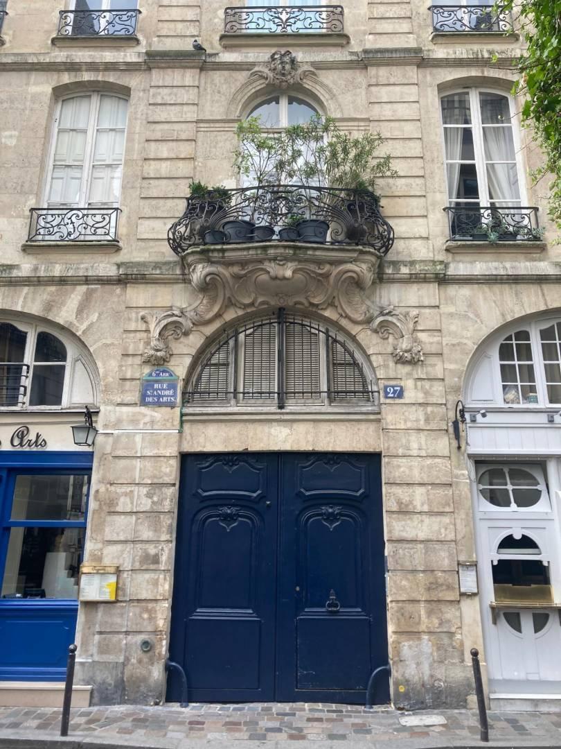 2 5 Paris 6ème