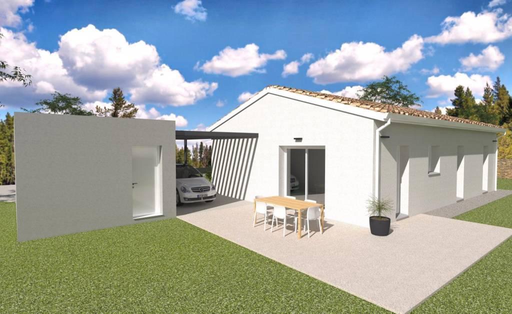 Maison t4 avec garage Auch