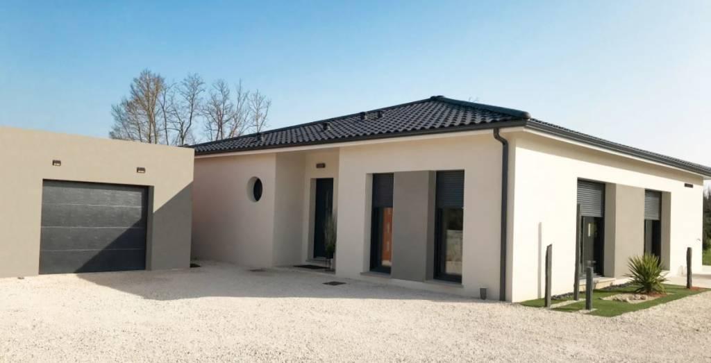 Gimont maison neuve T4