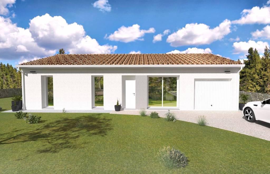 Maison sur la commune d'Estillac