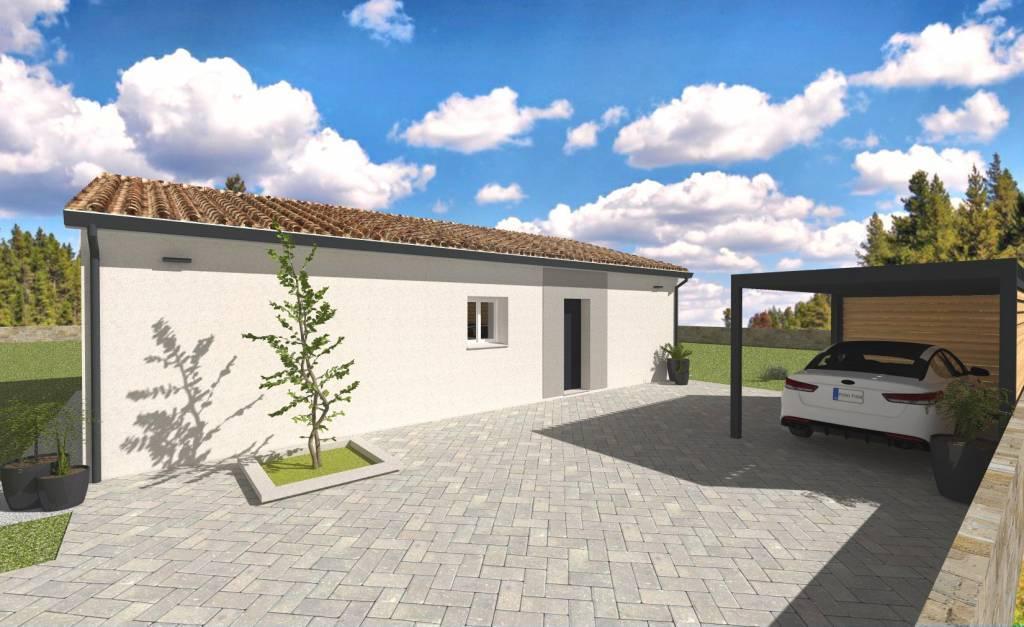 Maison à SAINTE COLOMBE EN BRULHOIS (47)