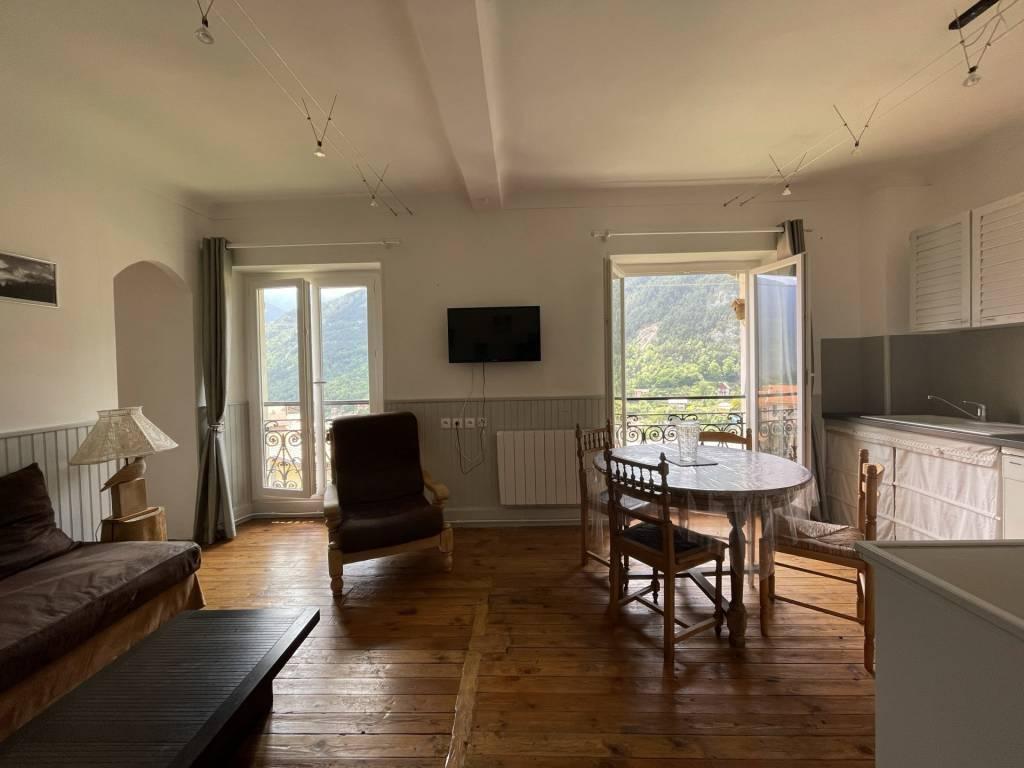 Sale Apartment Saint-Martin-Vésubie