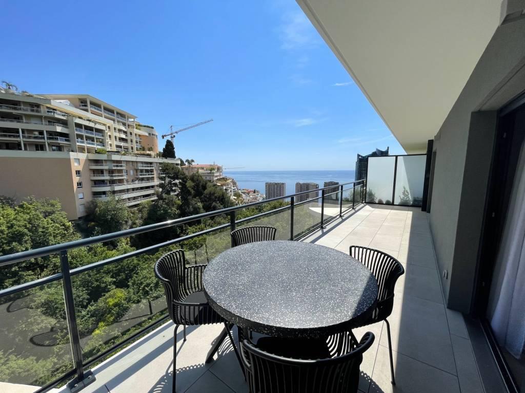 Rental Apartment Beausoleil Moyenne Corniche