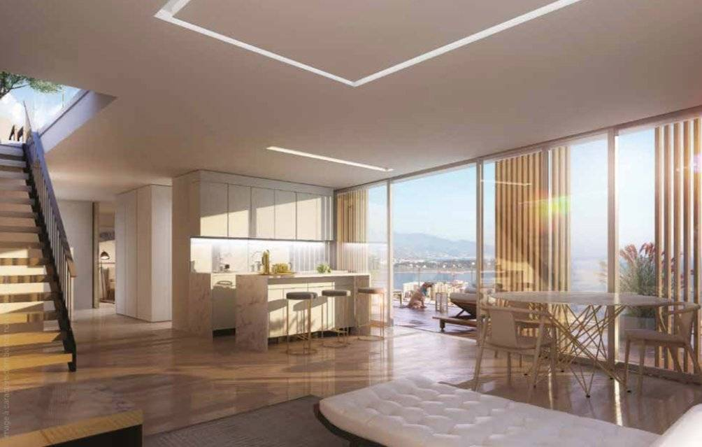 Sale Apartment Beausoleil Moneghetti