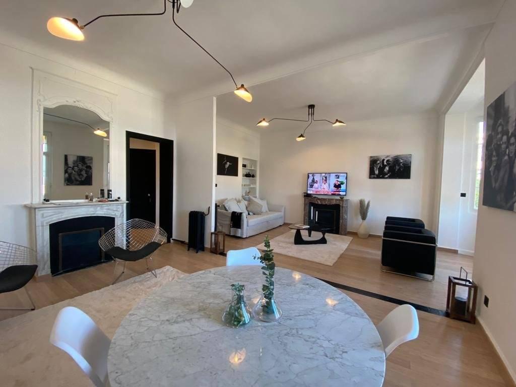 Rental Apartment Beausoleil Centre