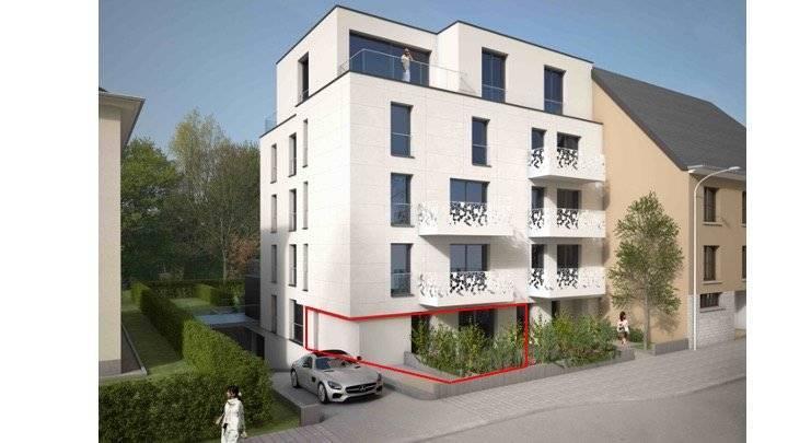 Appartement 1 chambre avec jardin et terrasse