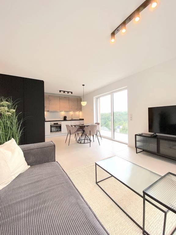 Appartement meublé - 2743716 - 2200 € - Luxembourg-Kirchberg