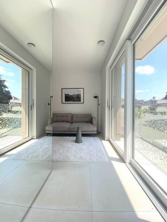 Appartement meublé - 2743711 - 1700 € - Luxembourg-Kirchberg