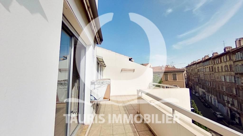 La Joliette EXCLUSIVITE ! T4 avec terrasse et garage