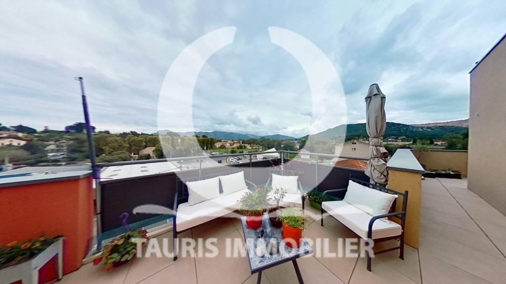 Exclusivité Appartement rooftop T3 avec Terrasse Plein ciel