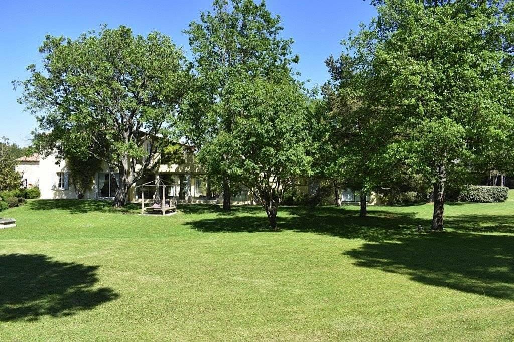 Aix-en-Provence, exceptionnelle propriété sur 4 ha