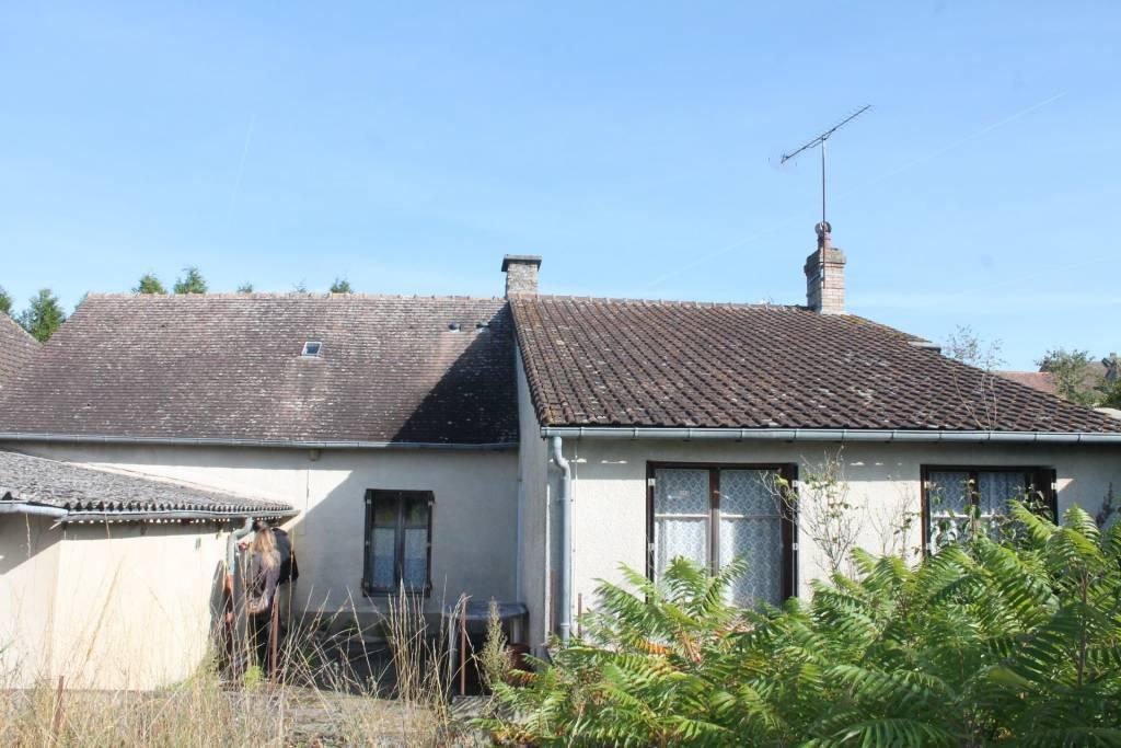 Maison de bourg Rouessé fontaine 72610