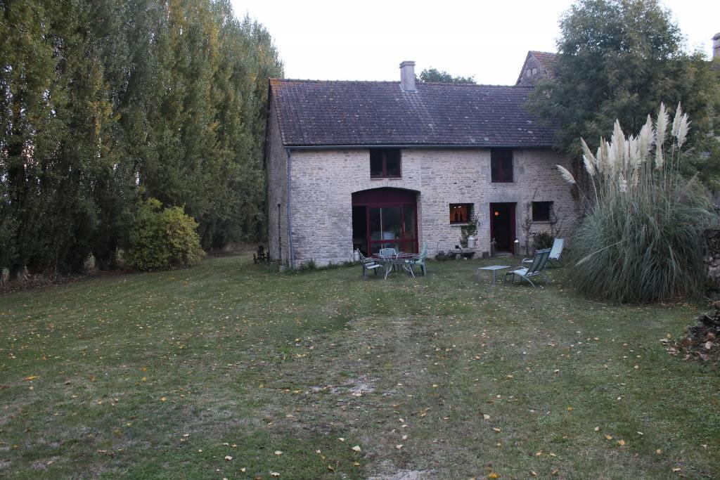 Grange aménagée de 130 m²