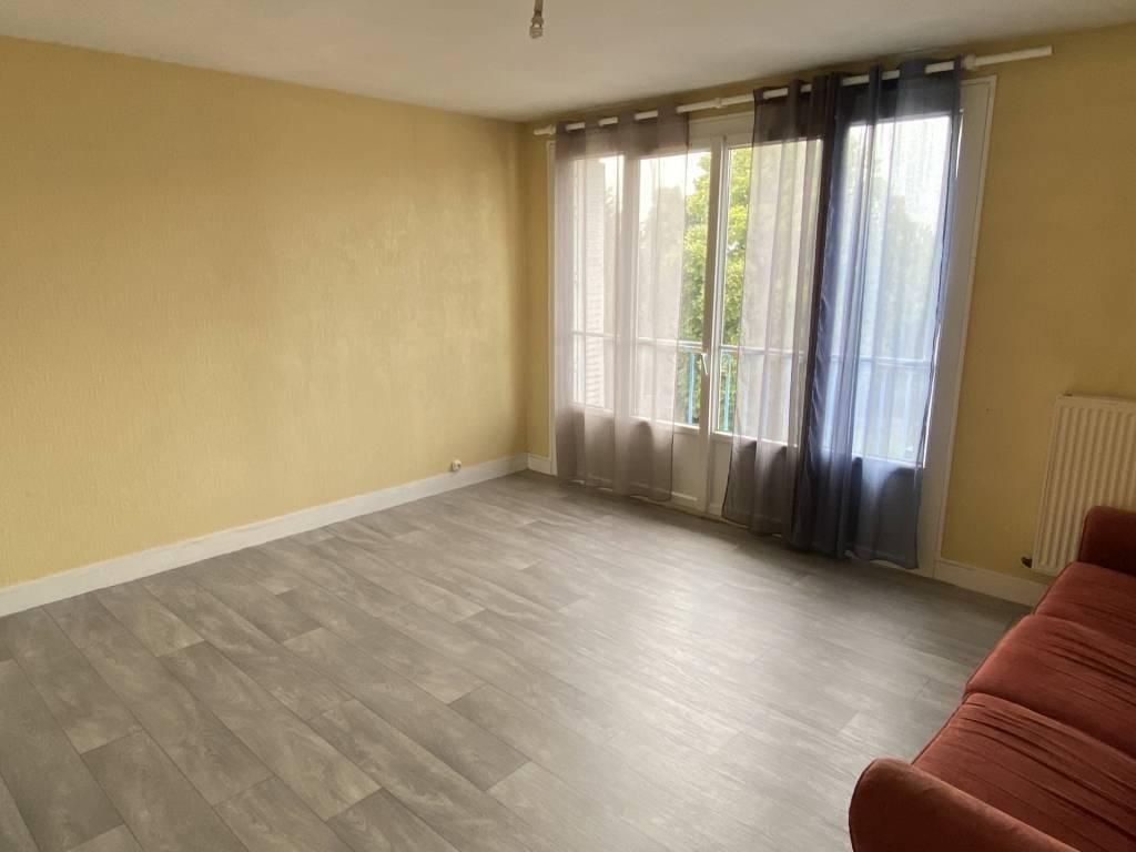 Appartement 3 pièces de 56 m² - Centre-ville d'Alençon