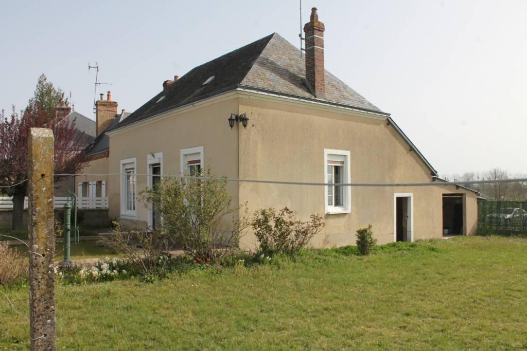Maison pierre secteur Coulombiers