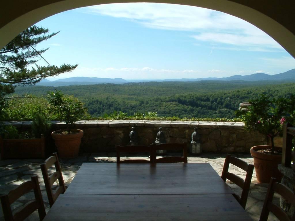 Magnifique Maison de Village - 27 Pièces - Piscine - Vue Panoramic - SAINT CEZARIE SUR SIAGNE