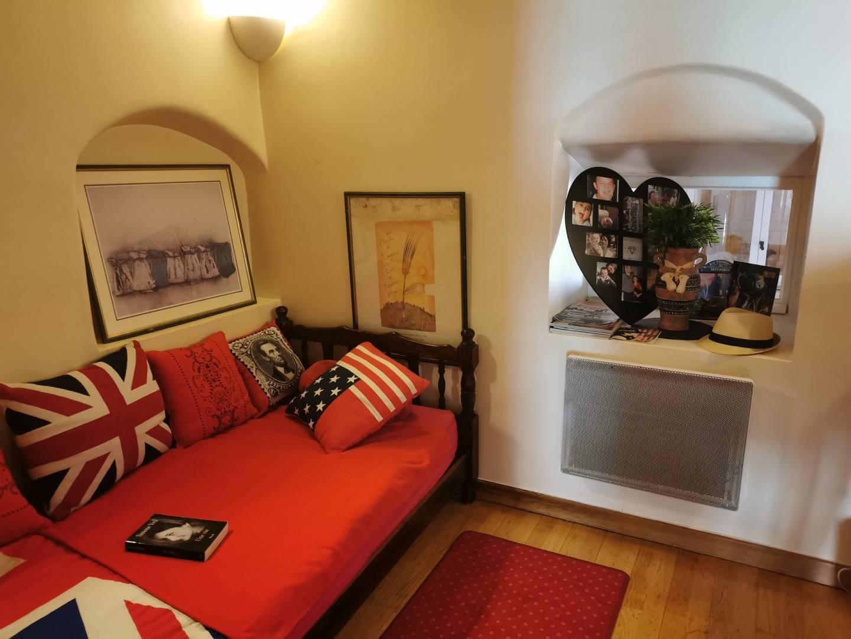 Dormitorio Parquet