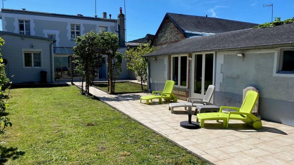 Sale House Deauville