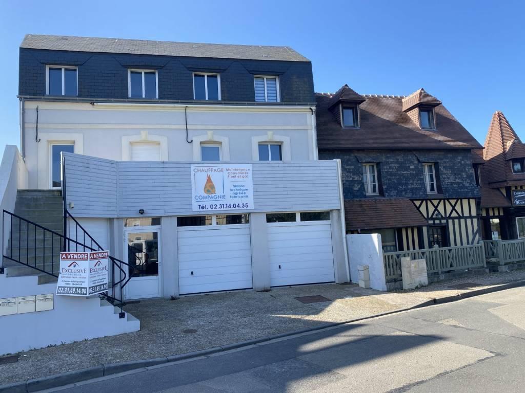 Sale Building Deauville