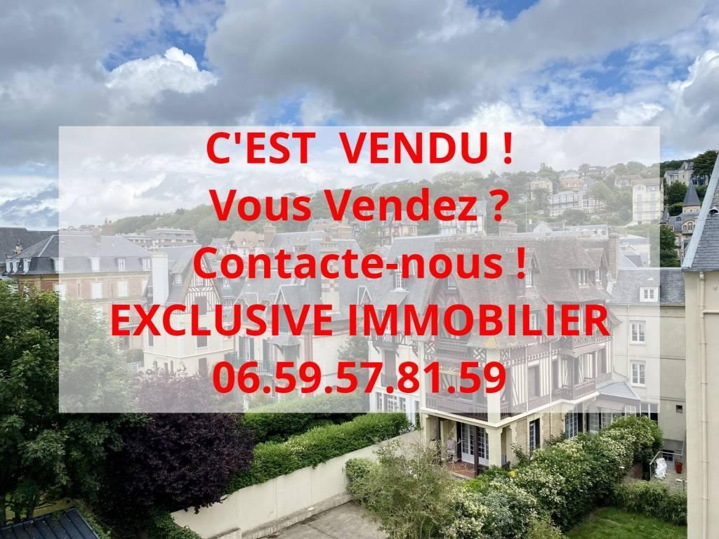 Vente Appartement Trouville-sur-Mer