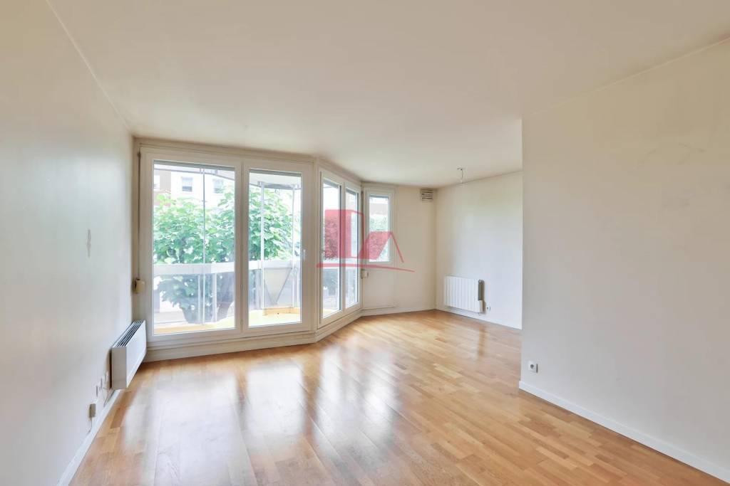 Appartement 4 pièces 81m² + balcon