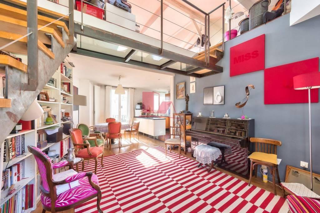 Vanves Centre Ancien : Appartement 5 pièces de 92m² !