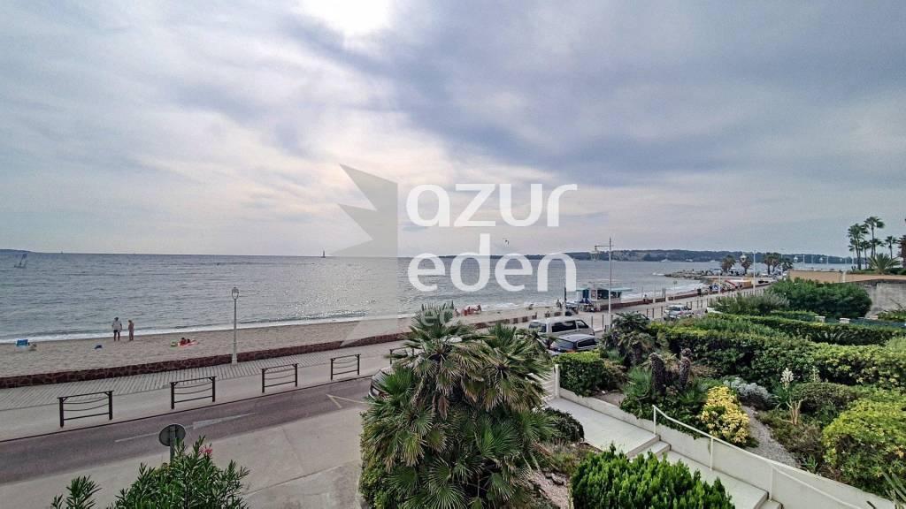 Cannes - Palm beach Mourré Rouge 3 P Front de mer