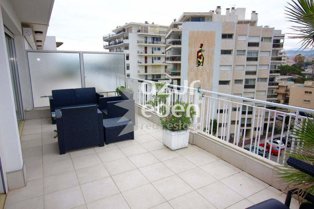 Affitto stagionale Appartamento Cannes Palm Beach