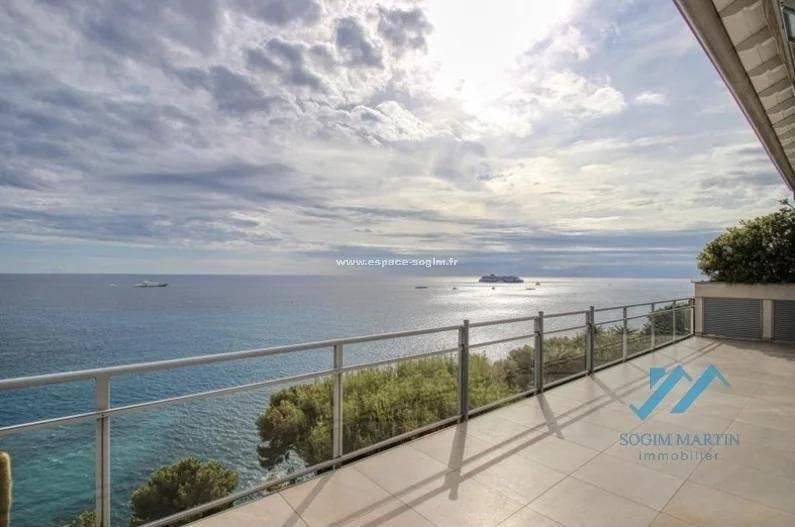 Superbe penthouse à Roquebrune Cap Martin